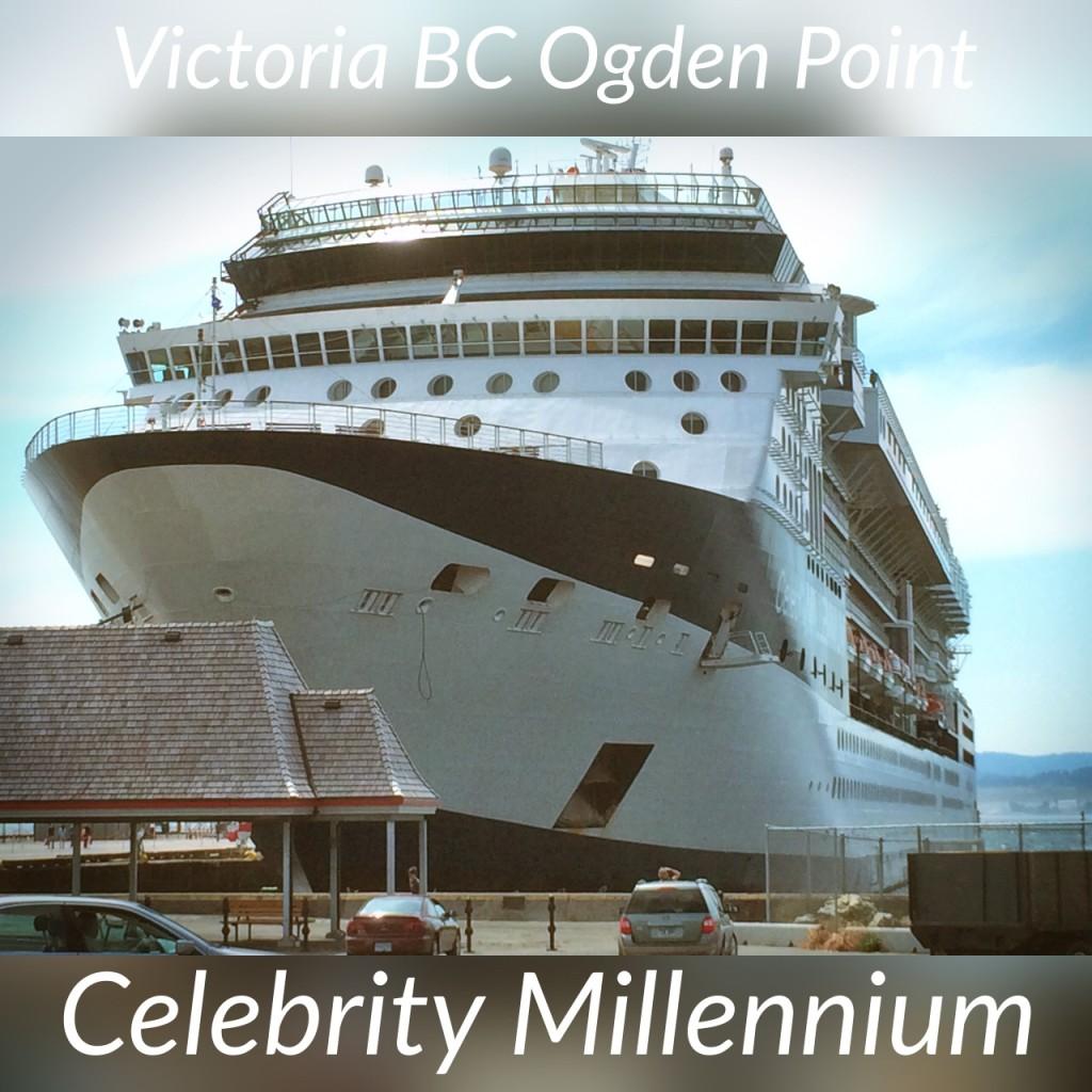 Alaskan Cruise Ships Celebrity Millenium