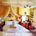Lavender Room Bed Breakfast Victoria BC