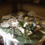 Table settings at our Victoria BC Vacation Rentals