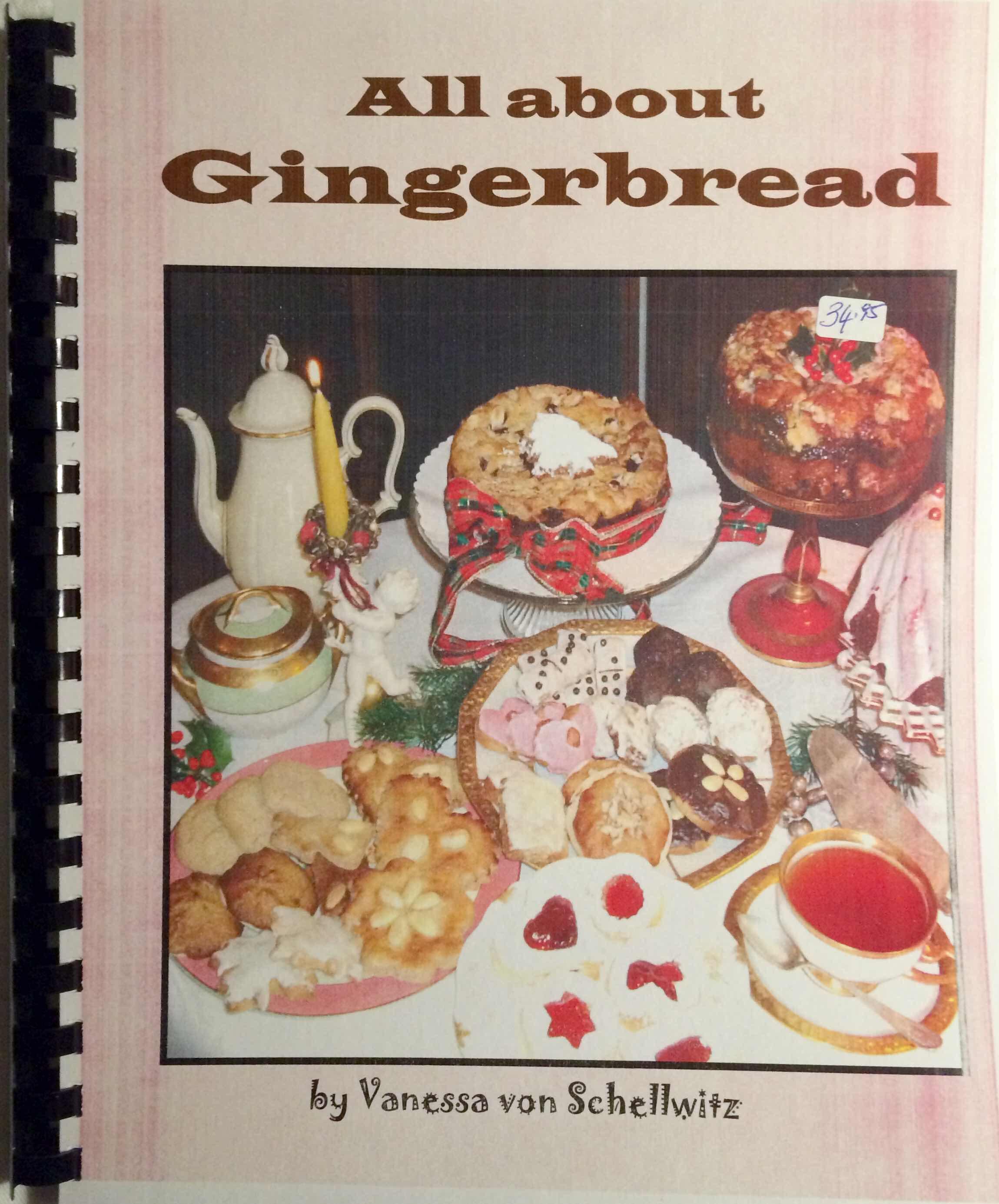 Healthy recipes pdf cookbooks by vanessa von schellwitz gingerbread cookies recipe forumfinder Image collections