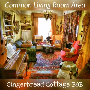 Gingerbread Cottage Victoria BC Canada Internet  Nook