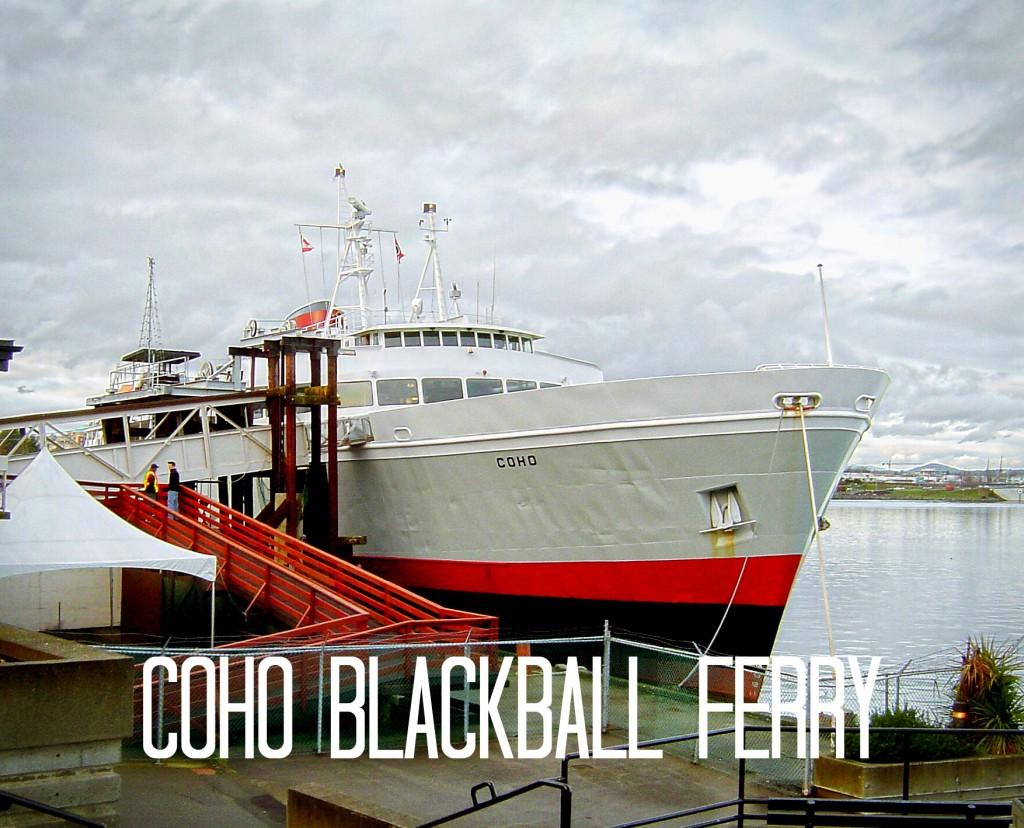 Victoria BC Ferry